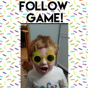 Other - ⭐2nd Follow Game!!⭐Follow New Blues!